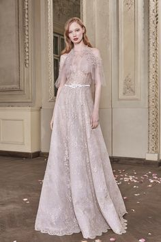 Blair Wedding Gown #BlairWeddingGown #OtiliaBrailoiuAtelier #weddingdress #AnUntoldPoem