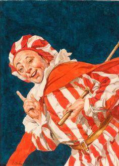 Aquarelle originale d'Edmond Edmund Dulac, Book Illustration, Illustrations, Paris, Painting, Vintage, Watercolor Painting, Drawing Drawing, Illustration