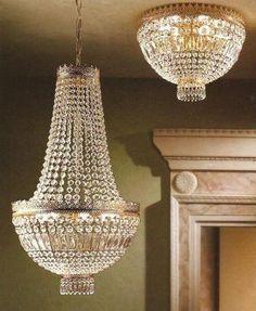 Chandelier lighting, Pendant chandelier and Swarovski on Pinterest