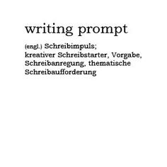 little blog.shop | writing prompt