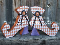accordion flower tutorial witch shoes