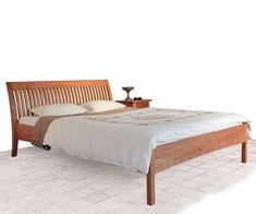 Bett Denali 1 von Sira - FutonOnline | futononline.de Bed, Design, Furniture, Home Decor, Bed Frame, Types Of Wood, Decoration Home, Stream Bed, Room Decor