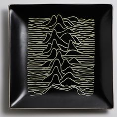 noodles on a plate - Unknown Pleasures