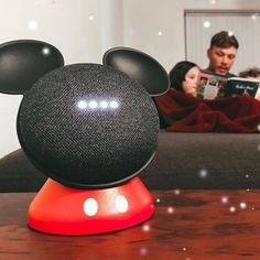 OtterBox's Den Series brings the fun of Disney to your living room with a playfully designed mount that's secure, durable and made for easy interaction with Google Home Mini.