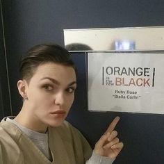 Orange Is the New Black Season 3 Behind-the-Scenes Pictures | POPSUGAR Entertainment