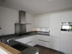 Moderne Hoogglans Keuken : Jvd keukens moderne hoogglans keuken jvd maatwerk keukens