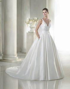 23 vestidos de noiva modelo princesa 2015 cheios de sofisticação e elegância Image: 8