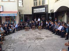 Desteklerini esirgemeyip, seçim koordinasyon merkezimizde bizleri ziyaret eden tüm dostlara müteşekkiriz. Feyzi Berdibek AK Parti Bingöl 3. Sıra Milletvekili Adayı #Akparti