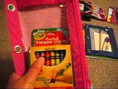 15 Activities for Traveling with a Toddler  I hope to one day be as organized as Christina. This is such a great idea for a road trip.