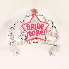 Star Bride to Be Tiara @ http://www.adulttoysforless.com