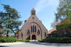 St Jozefkerk, Noordhoek (1921-1922)  Stijl:  Architect: Dom Bellot