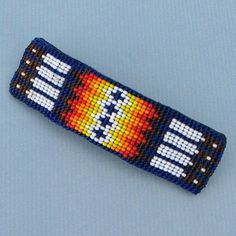 free native american beadwork loom patterns | NATIVE BEADWORK PATTERNS | Browse Patterns