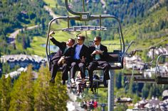 Best way to travel - Beaver Creek Wedding, Spruce Saddle.  Photo courtesy of www.DreamtimeImages.com  Planning: www.IDoWeddingServices.com
