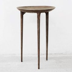 Amazing 'Tall Brazier' in bronze with nitrate finish from Rick Owens Measurement: Ø 42 x H 59 cm The price is inclusive Danish VAT *Notice that this items is made to order - lead time weeks. Corporate Design, Dark Grey Feature Wall, Painted Furniture, Furniture Design, Grey Hallway, Something Beautiful, Apartment Design, Rick Owens, White Walls