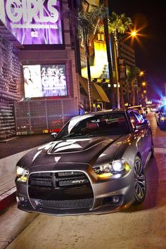 Dodge SRT Charger