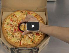 Pizza Box = Movie Night = Amazing