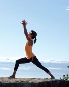 6 Yoga poses for Climbers