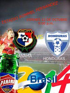 Enviado por Luis Moran (Concurso por entradas para el partido de Panamá vs Honduras)