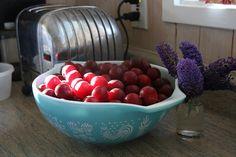 Practice Your Jam Skills, Making Cherry Plum Jam