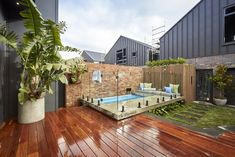 The Block's Hectic (and Expensive) Backyard Week Is Complete