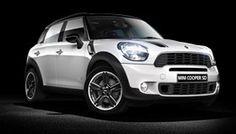 SUV Cars by MINI – MINI Countryman SUV and small 4x4 Cars