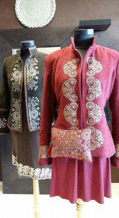 IGÉZŐ  Ősi magyar motívumok, modern ruhákon - Hungarian traditional motifs with modern clothes.
