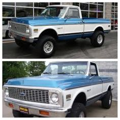 Chevy C10 lifted  #Chevy #Trucks #DreamTruck ❤