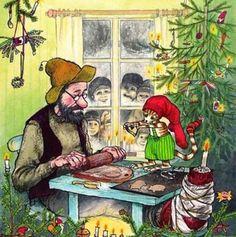 Jul i Tomteverkstan -