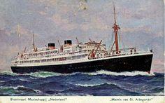 m.s. Marnix van St. Aldegonde