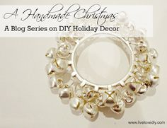 Thrift Store DIY Christmas Decorating Ideas