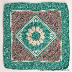 This one has a lot of different ways to make it look.  Charlotte crochet pattern by Dedri Uys