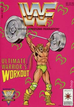 WWF Ultimate Warrior's Workout (1991) 1