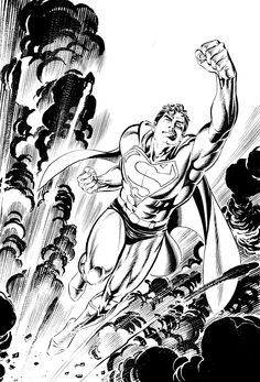 Superman by Jerry Ordway