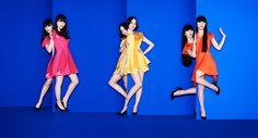 Perfume / COSMIC EXPLORER Art Direction & Design : Yuni Yoshida