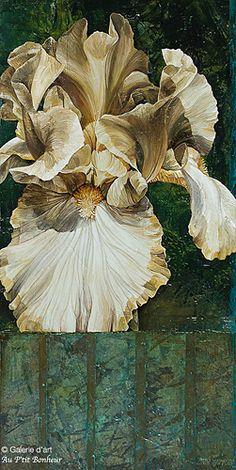 Linda Thompson, 'Perfect Moment', 12'' x 24'' | Galerie d'art - Au P'tit Bonheur - Art Gallery