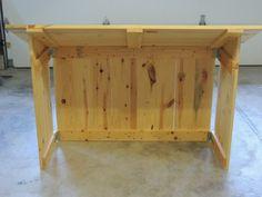 make a manger photos | How to Build an Outdoor Manger