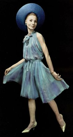 Vintage Dress by Christian Dior 1963