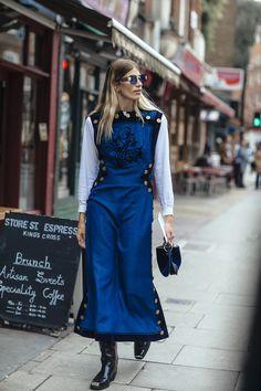 NYLON · The Best Of London Fashion Week Street Style