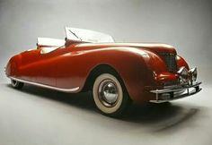 1940: LeBaron Chrysler Newport Phaeton Concept Car