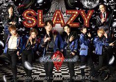 CLUB SLAZY –Another world-