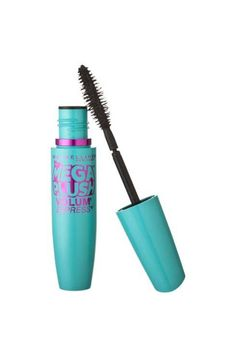 Maybelline's Mega Plush mascara ticks the boxes for colour, volume, longevity and it coats in one sweep - it's Bazaar's go-to mascara for achieving lush London lashes.