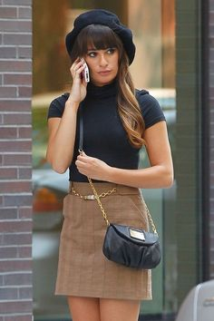 Lea-Michele-Starts-The-New-Season-Of-Glee-With-Ombre-Haircolor.jpg 396×594 pixels