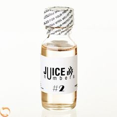No. 2 from Juice by numbers - lychee watermelon. e-liquid eliquid vaping