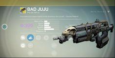 Destiny Exotic Weapons | Destiny Exotic Weapons Overview