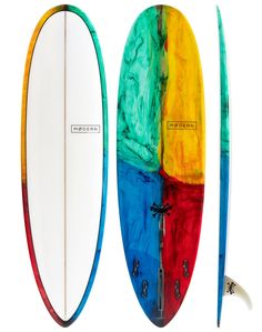The Modern Love Child Poly Mid-Length surfboard is a versatile cruiser that will up your wave count & will adapt as the conditions & your approach changes. Outline, Surfboard Decor, Surfboard Shapes, Longboard Design, Surf Accessories, Inflatable Sup, Snowboard Girl, Girls Football Boots, Sup Surf