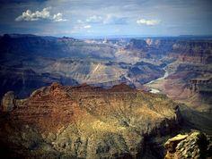 The Grand Canyon by Dirk Kiprik