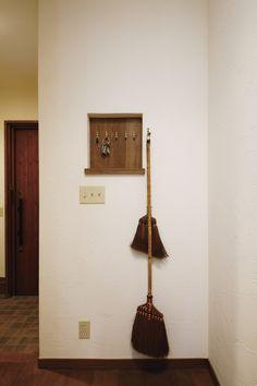 平屋のデザイン住宅 玄関