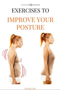 This video demonstrates the best exercise to improve posture. Please repeat on both sides. All you need for posture improvement – to practice daily this half a minute workout to improve posture. A better posture is guaranteed! https://fitvize.com/2016/06/15/the-one-minute-posture-correcting-exercise/