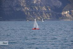 Sport on the sea! Kiting on the Italy! by moonlotus87 on 500px
