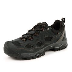 Clorts Men's Hiker Waterproof Hiking Shoe Outdoor Backpacking Trekking Shoe Black HKL-810B US7.5 ** Want to know more, click on the image.